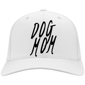 Dog Mom Baseball Cap, Port Authority Flex Fit Twill
