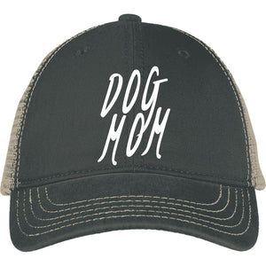 Dog Mom Mesh Back Cap for Cooling