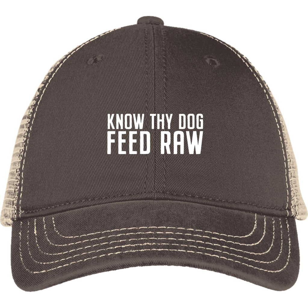 Know Thy Dog Mesh Back Cap