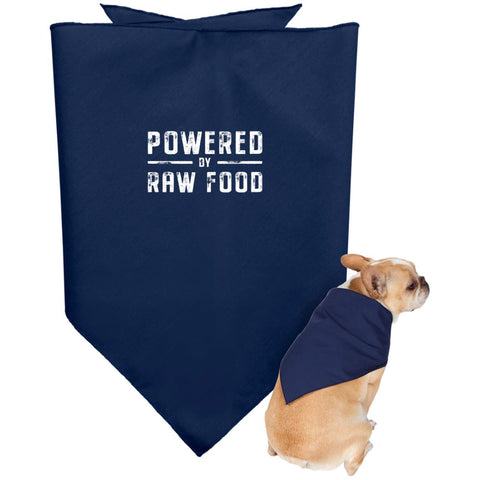 Powered by Raw -  Doggie Bandana