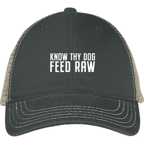 Image of Know Thy Dog Mesh Back Cap