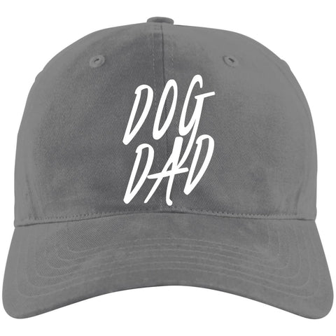 Dog Dad Cap - Adidas Unstructured Cresting Cap for dog loving dads.
