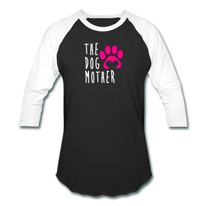 The Dog Mother Baseball T-Shirt