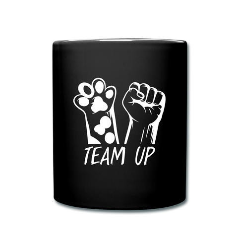 Image of Team Ever Full Color Mug - black