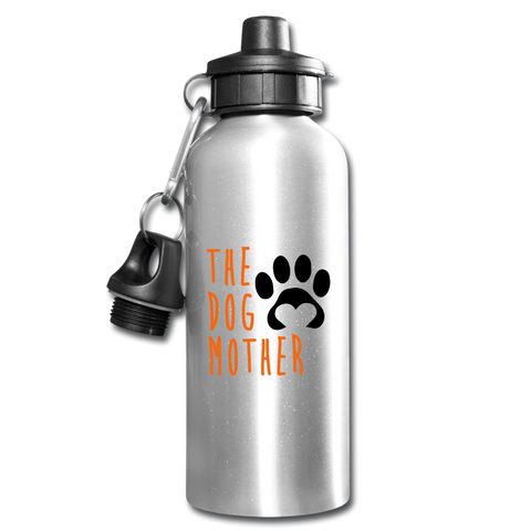 Image of Water Bottle - silver