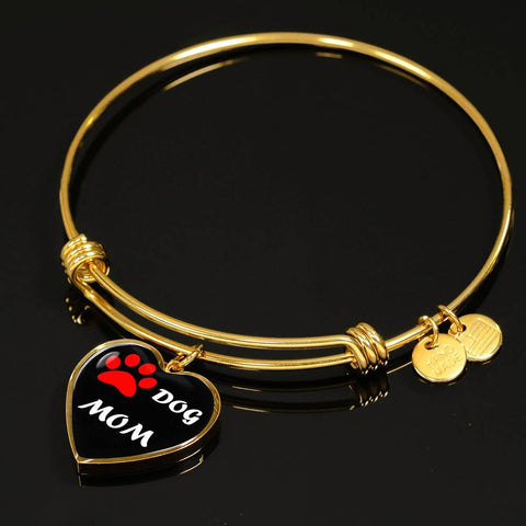 Image of Dog Mom Bangle