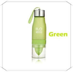 H2O Water Bottle 650 ml