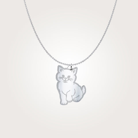 Cute Cat Necklace