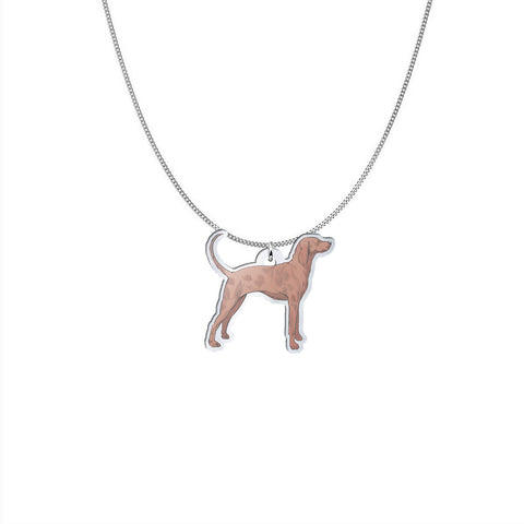 Grey Hound Necklace - Great Gift For Grey Hound Lovers