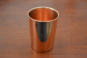 Handmade Genuine Copper Drinking Glass Cup