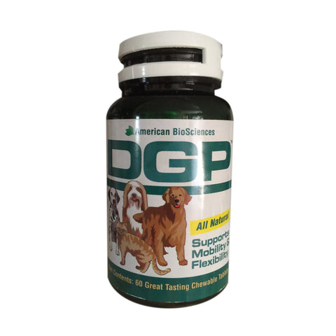 DGP - Supplement for Pets