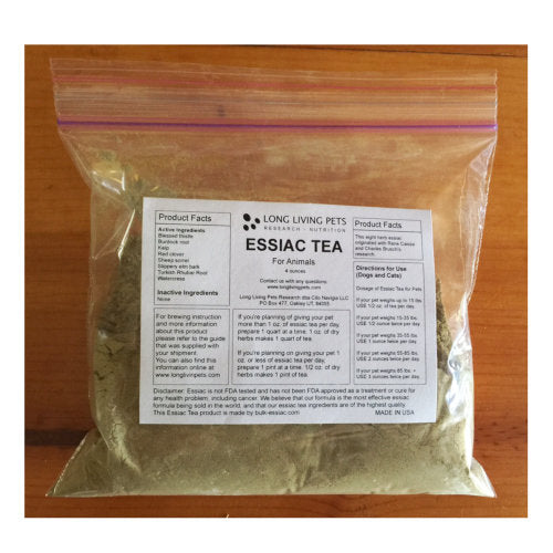 Essiac Tea 4oz