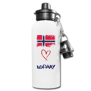Love Norway Water Bottle