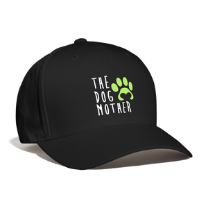 The Dog Mother Baseball Cap - black