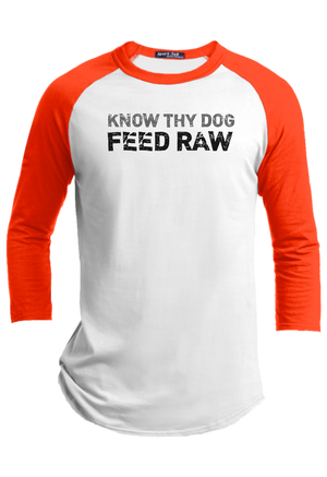 Know Thy Dog Feed Raw