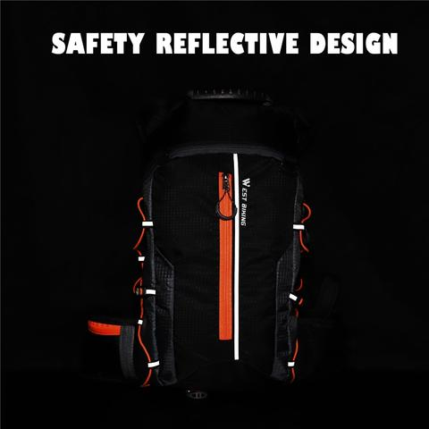 Waterproof Light-Weight Cycling Back Pack - Multi-functional