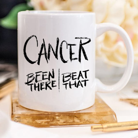 Image of Cancer Survivor Gift, Cancer Survivor Mug, Gifts