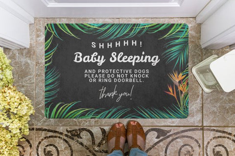 Door Mat for Dog Lovers