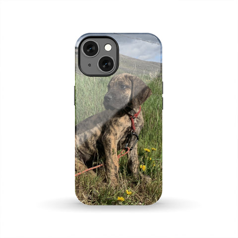 PERSONALIZE this durable phone case with your favorite photo of our pet, husband, wife kids.. anything you like!