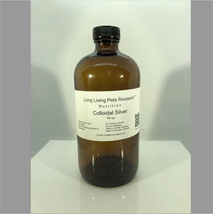 Colloidal Silver 16 OZ Bottle