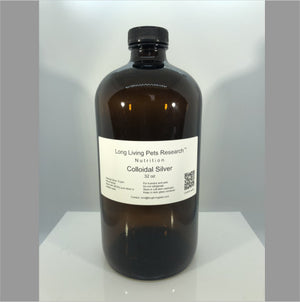 Colloidal Silver 32 OZ Bottle