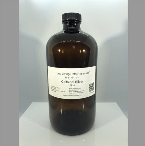 Image of Colloidal Silver 32 oz Bottle