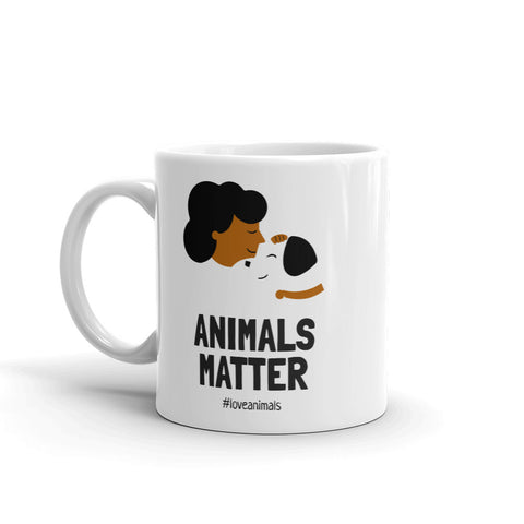 Image of Animals Matter Mug