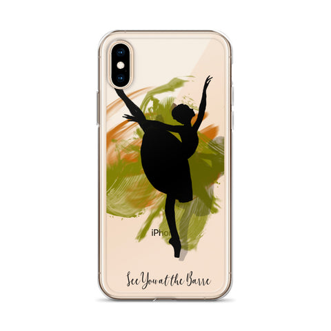 Image of Test - iPhone Case