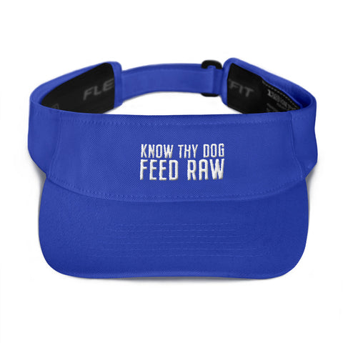 Image of Visor for raw feeders.