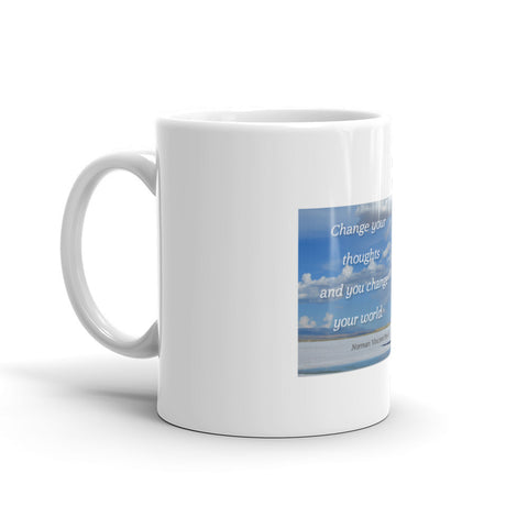 Image of Change your thoughts - Mug
