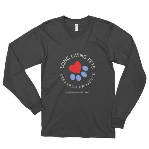 Long Living Pets Research - Long sleeve t-shirt (unisex)