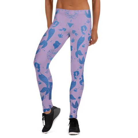 Image of Mermaid Leggings