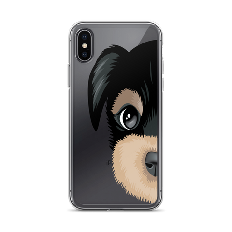 Cute Dog iPhone Case
