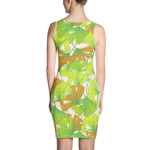 Image of Colorful Floral Cut & Sew Dress
