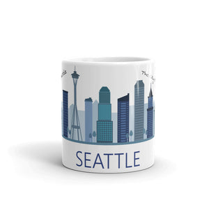 I love Seattle Mug - The City of Goodwill