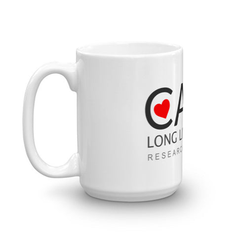 Image of Long Living Pets Research Love Cats Mug