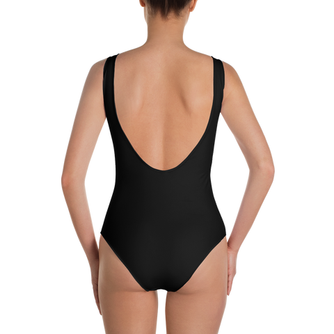 Image of Dream Black One-Piece Swimsuit