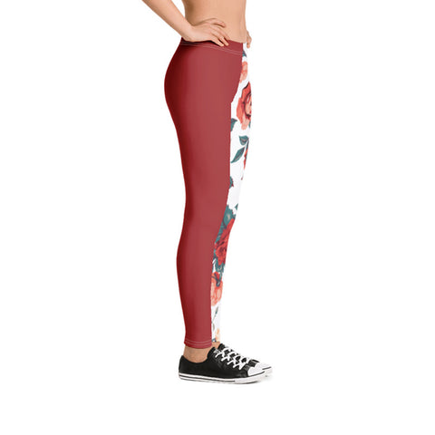 Image of Vintage Rose Leggings