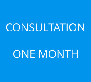 One Month Consultation