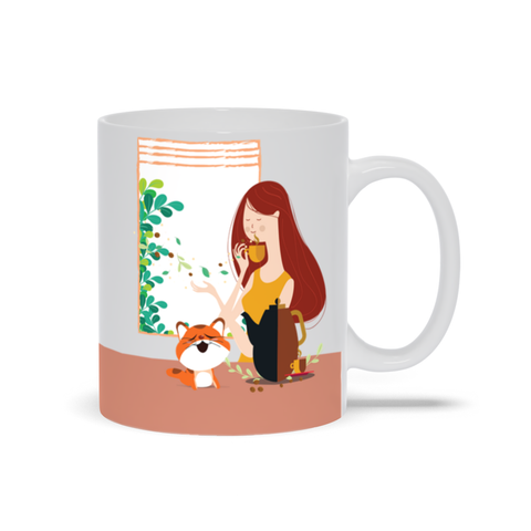 Image of Mug for Cat Lovers