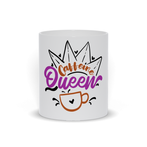 Image of Coffee Queen Mug