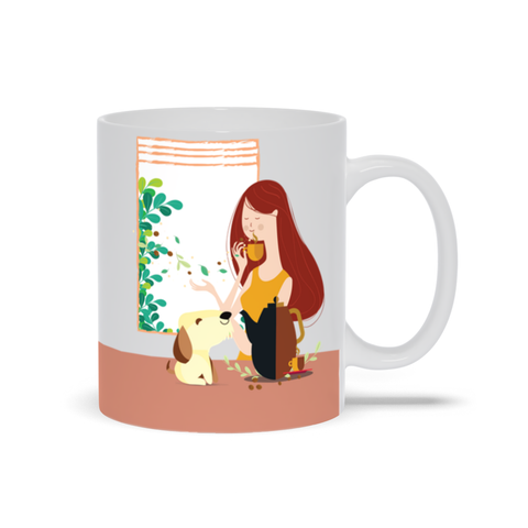 Image of Mug for Dog Lovers