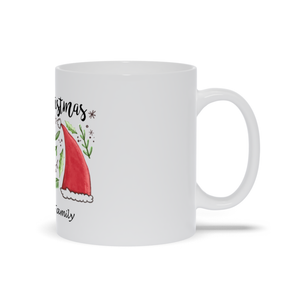 Marry Christmas Mugs - Personalized