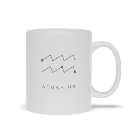 Image of Aquarius Mug