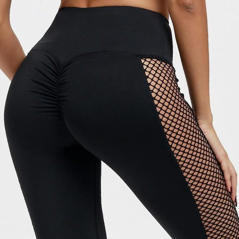 Image of High Waisted  Workout Leggings