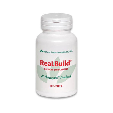 ReaLBuild® - A formulation of RNA fragments that naturally stimulates the production of white blood cells and platelets.