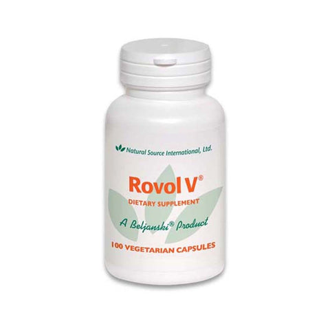 Rovol V® - Promoting healthy regulation of cells.