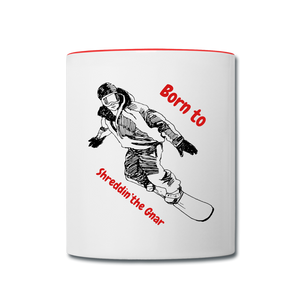 Born to Board - Snowboarder's Mug - Born To Steeze
