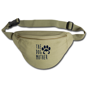 The Dog Mother Fanny Pack - khaki