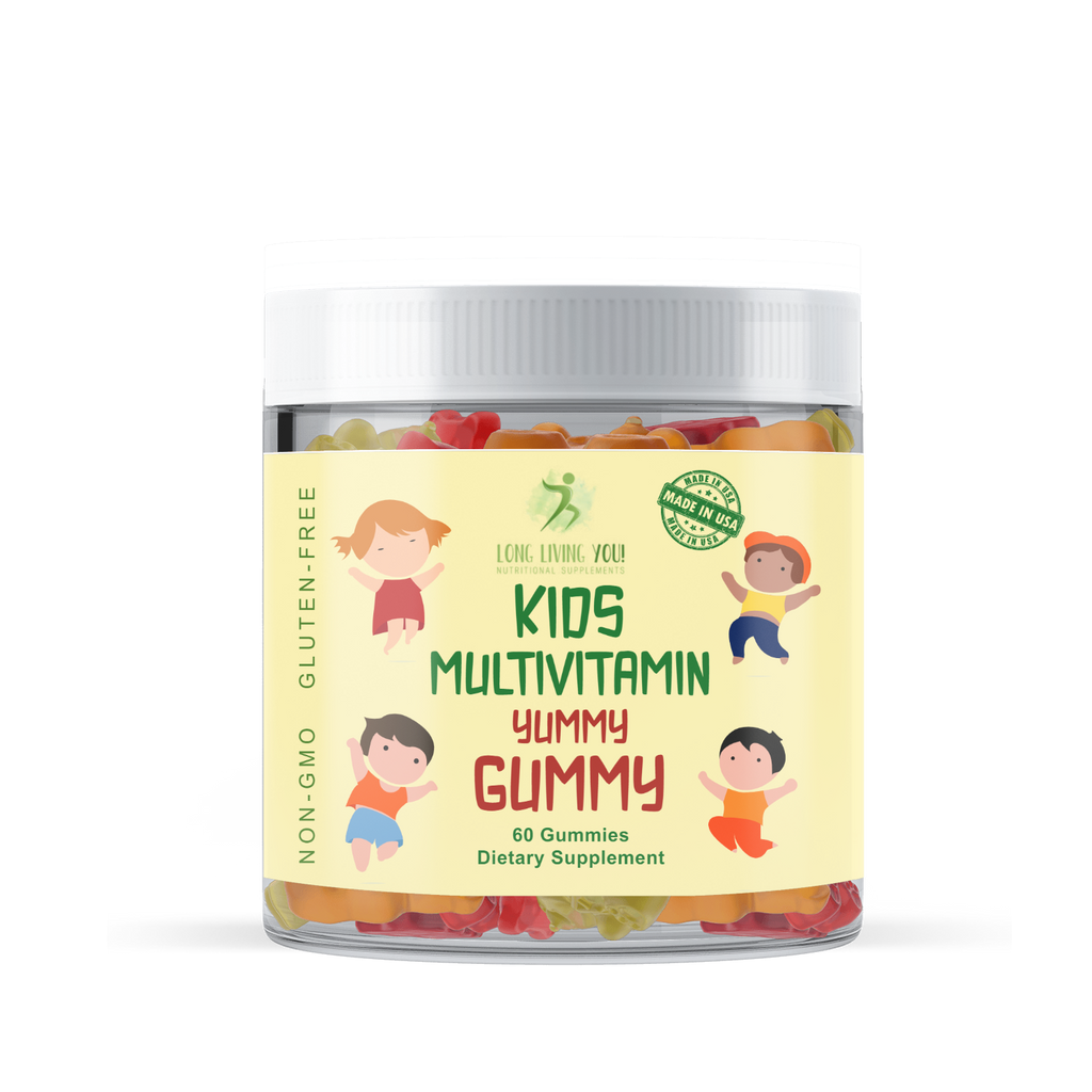 Children's multi-vitamin Gummies (Bundle of 3)